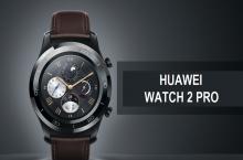 Huawei Watch 2 Pro, un reloj con soporte para eSIM