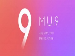 MIUI 9 Global Beta ya está disponible