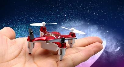 Syma X12 Nano, un drone pequeño y barato, ideal para principiantes.