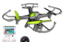 Drone JJRC H9D: el mejor dron barato visto hasta ahora.