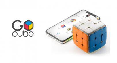 GoCube: así es el nuevo cubo de Rubbik 2.0