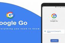 Ya puedes descargar Google Go, el nuevo navegador de Google