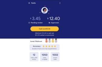 Task Mate, la nueva app de Google para que ganes dinero con el móvil