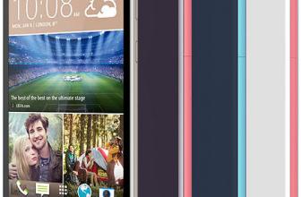 HTC Desire 826: nueva presentación en el CES 2015