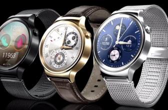 MWC 2015: Huawei Watch ha sido elegido como el mejor wearable del evento