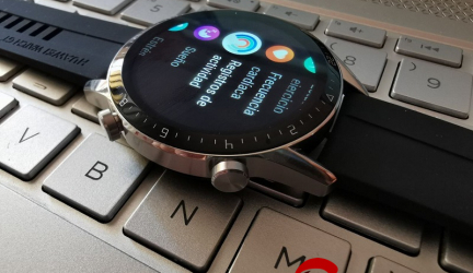Huawei Watch GT 2: nada que envidiar a la competencia