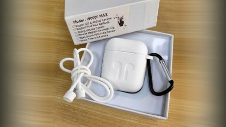 i90000 MAX, de los mejores clones de los AirPods