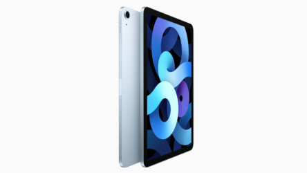 iPad Air 2020: nueva pantalla y chip Bionic A14 a bordo