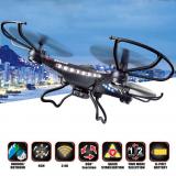 JJRC H8C drone: ¿El nuevo Syma x5c killer?