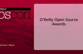 "Juan González ""ObiJuan""recibe el O'Reilly Open Source Award."