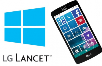 LG Lancet, nuevo Windows Phone