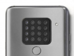 ¿Un móvil con 16 cámaras? LG ya lo ha patentado