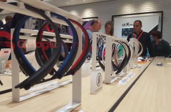 #IFA2016: Auriculares LG Tone, renovando un clásico.