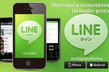 Line también permite transferencia de dinero entre usuarios de su plataforma