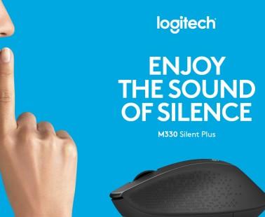 Logitech Silent: llegan los ratones silenciosos.