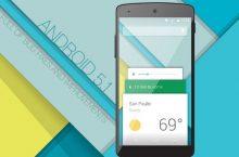 Android 5.1 Lollipop ya está disponible para Nexus 5