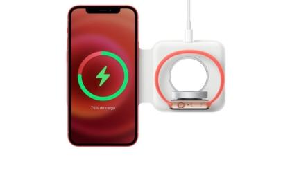 Ya puedes comprar el cargador MagSafe Duo de Apple por 149 euros