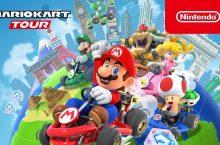 Primer vídeo de Mario Kart Tour: en tu móvil el 25 de septiembre