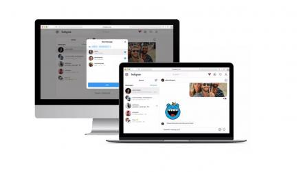 Cómo enviar mensajes directos de Instagram desde el ordenador