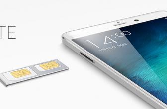 Xiaomi Mi Note Pro se pone a la venta en China el 6 de mayo