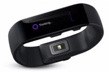 Microsoft Band: Microsoft entra al mercado de los wearables con su pulsera fitness.