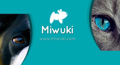 Miwuki, la app de adopción de mascotas