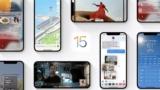 ¿Qué modelos de iPhone serán compatibles con iOS 15?