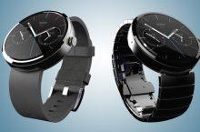Motorola tiene dos modelos mas del Moto360