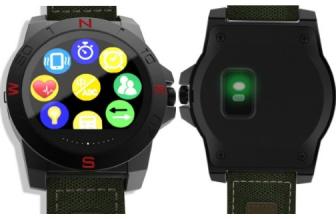 N10 Smartwatch, o podemos llamarlo ¿Sport Watch?