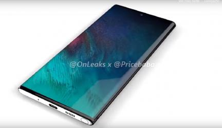 El Samsung Galaxy Note 10 podría presentarse el 7 de agosto