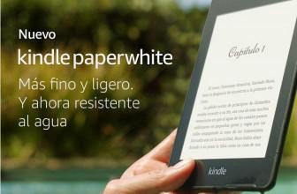 Nuevo Kindle Paperwhite: el más vendido se renueva en 2018
