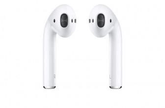 Todo lo que sabemos sobre los nuevos Airpods 2 de Apple