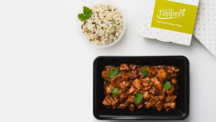 Opiniones de Tappers, la web que te manda comida casera a domicilio
