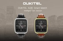 Oukitel A28, smartwatch bueno, bonito y barato