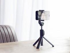 El palo selfie de Xiaomi, ahora también puede hacer de trípode
