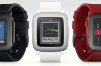 El nuevo smartwatch de Pebble arrasa en Kickstarter