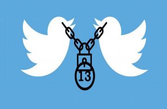 Perfiles de Twitter cerrados por no cumplir las normas
