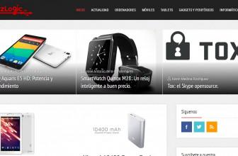 GizLogic se viste de etiqueta en su nuevo diseño