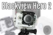 Blackview Hero 2, otra alternativa a la GoPro y SJ4000