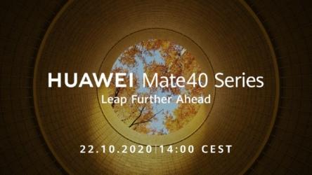 ¿Cuánto se presenta los nuevos Huawei Mate 40 Series?
