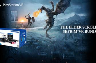 Pack Play Station VR: Gran Turismo Sport y Skyrim.