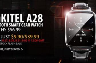 Promoción Oukitel A28 a $9.99 para el más rápido