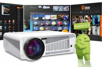 ¿Buscas un proyector barato? El proyector LED-86 + con Android es el tuyo