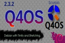 Q4OS Scorpion, poniendo las cosas fácil.