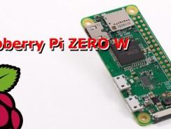 Raspberry Pi Zero W para el quinto aniversario
