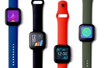 Características del realme Watch, nuevo smartwatch chino por 50 euros