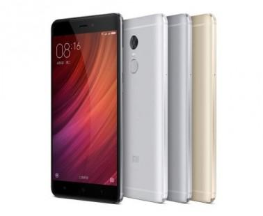 Xiaomi Redmi Note 4, presentado oficialmente