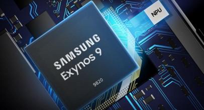 Exynos 9820: ya tenemos nuevo procesador tope de gama de Samsung
