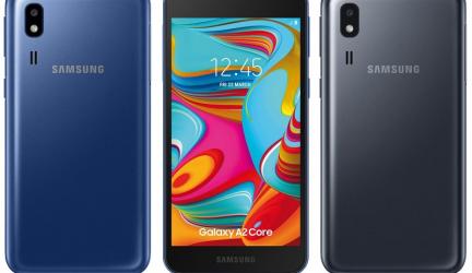 Samsung Galaxy A2 Core: la gama baja sigue existiendo
