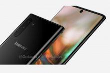 Samsung Galaxy Note 10 contaría con cámara con tres aperturas variable